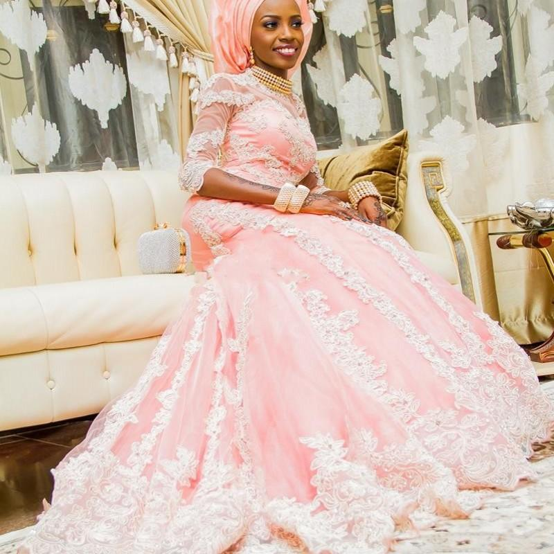 25 Latest Wedding Gowns 2019 In Nigeria