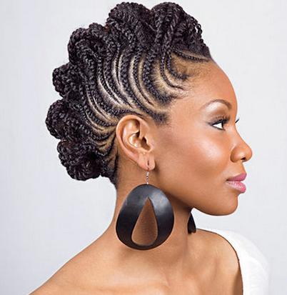latest Yoruba hairstyles