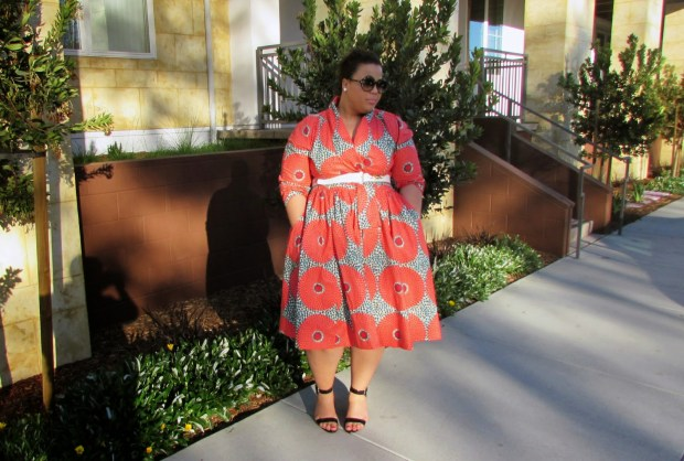 Ankara styles for plus size
