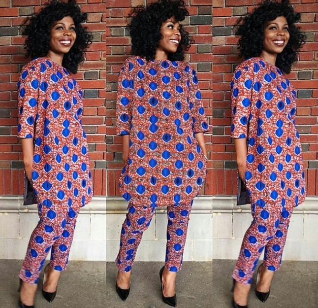 Nigerian female kaftan styles