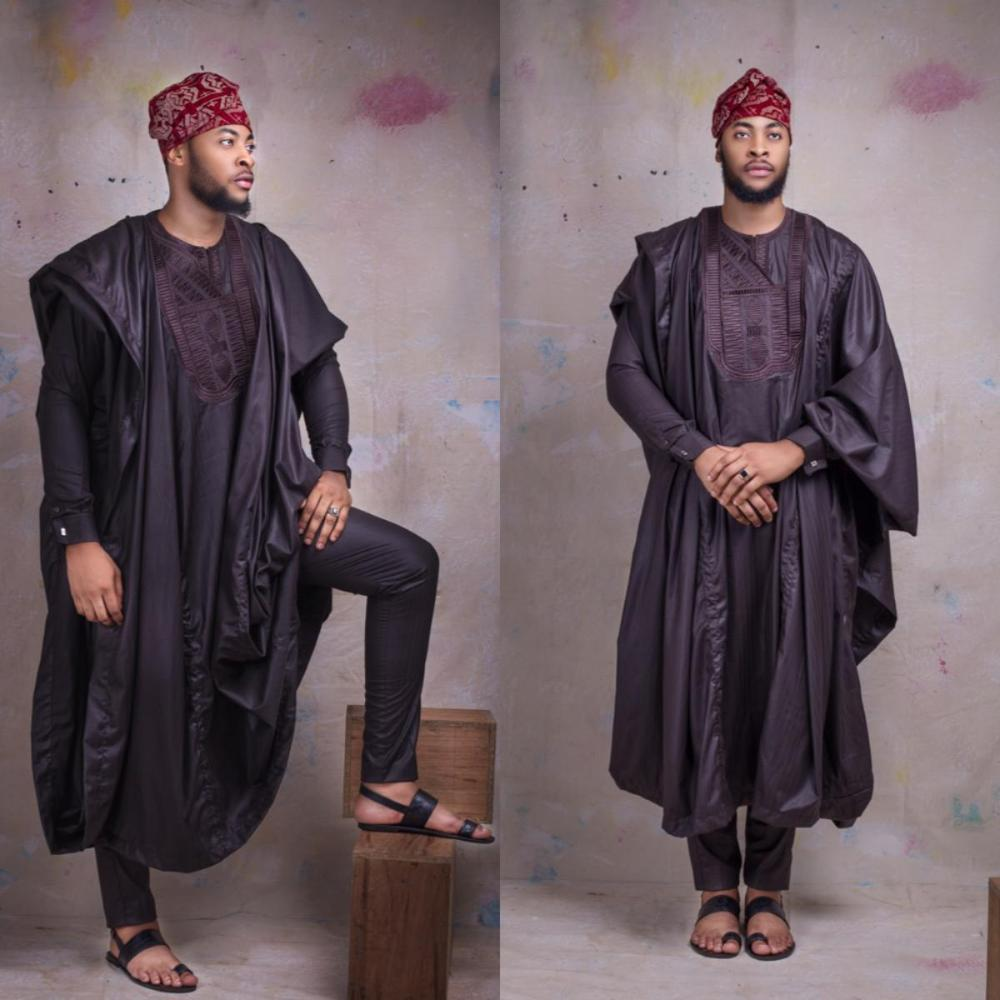 latest agbada style for guys