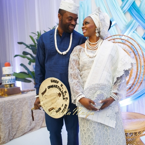 Urhobo Traditional Attire: The Coolest Latest Wedding Looks