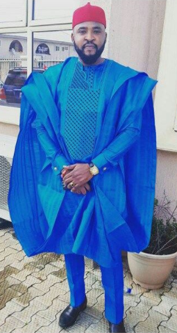 different designs of agbada
