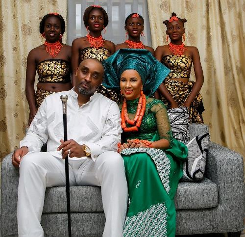 Urhobo Traditional Attire: The Coolest Latest Wedding Looks You Must