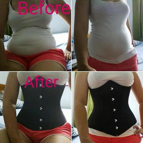 waist trainer reviews before and after