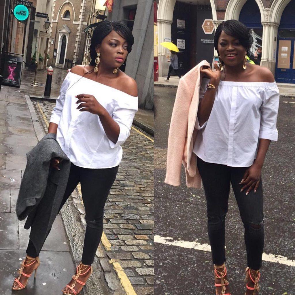 Funke Akindele style