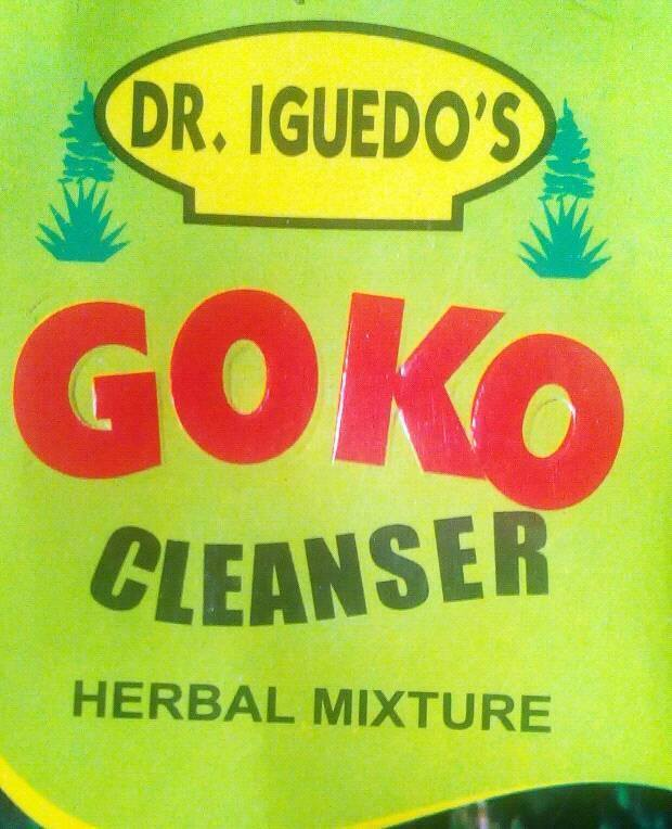 Goko Cleanser