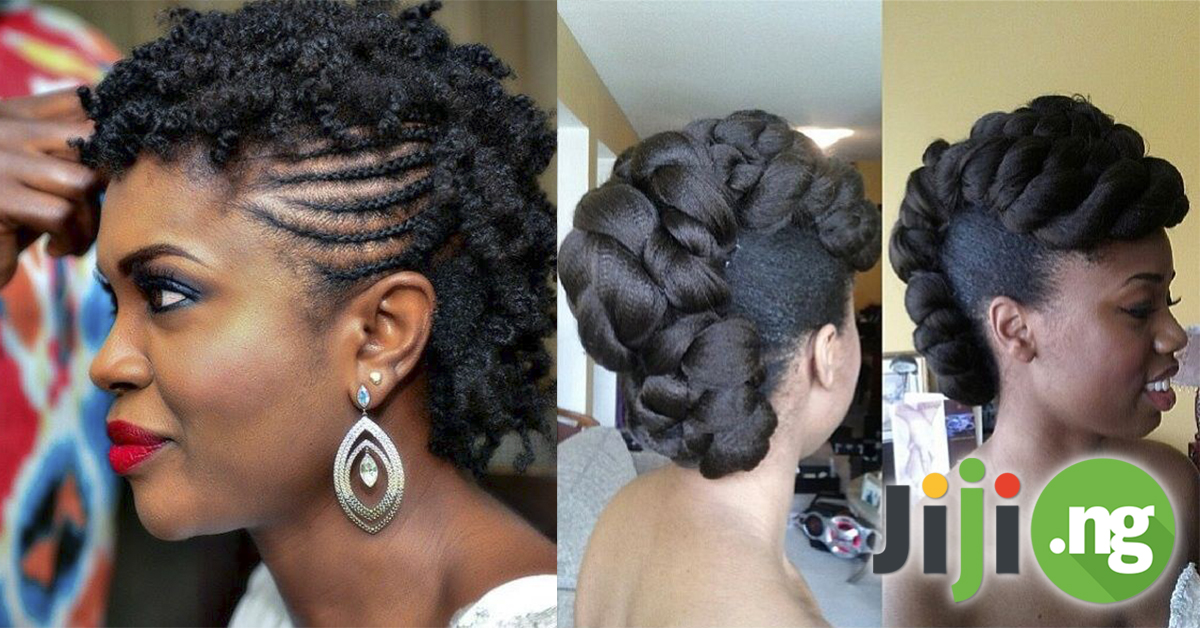 Healthy Hair Styles: 20 Nigerian Natural Hair Styles 2017 To Keep Your Hair