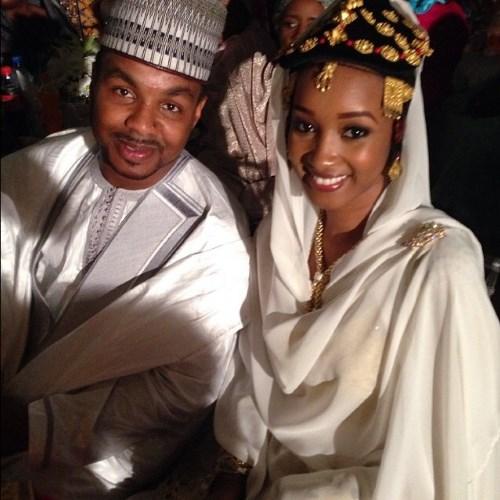 Traditional wedding attire in Delta state