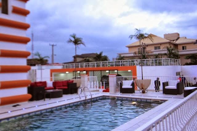 Okwudili Umenyiora's House