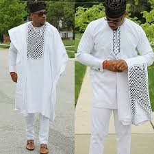 agbada style for men