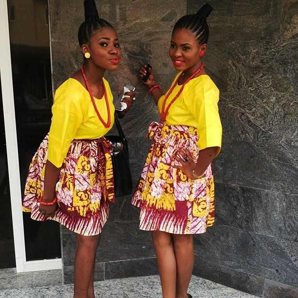 latest kampala gown styles
