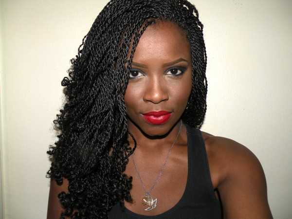 kinky braids hairstyles in nigeria