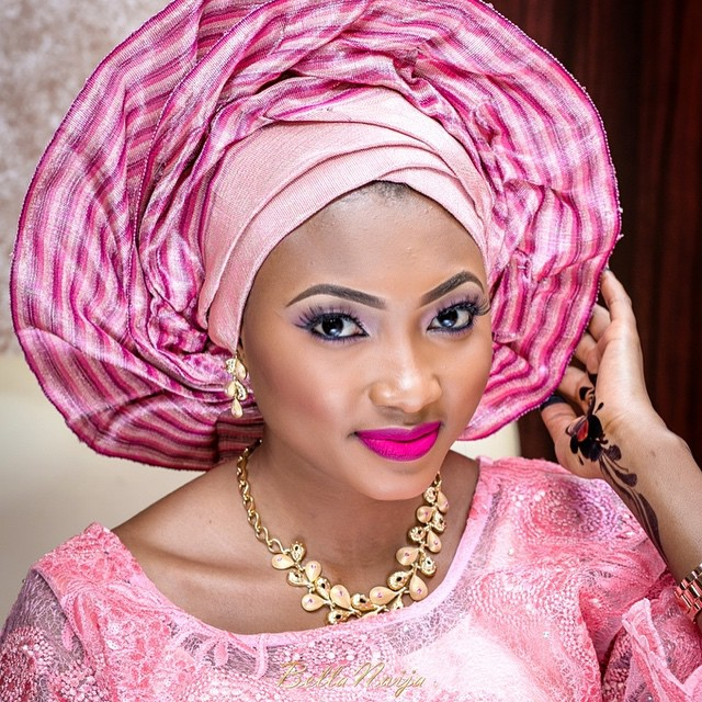 The best gele and makeup looks