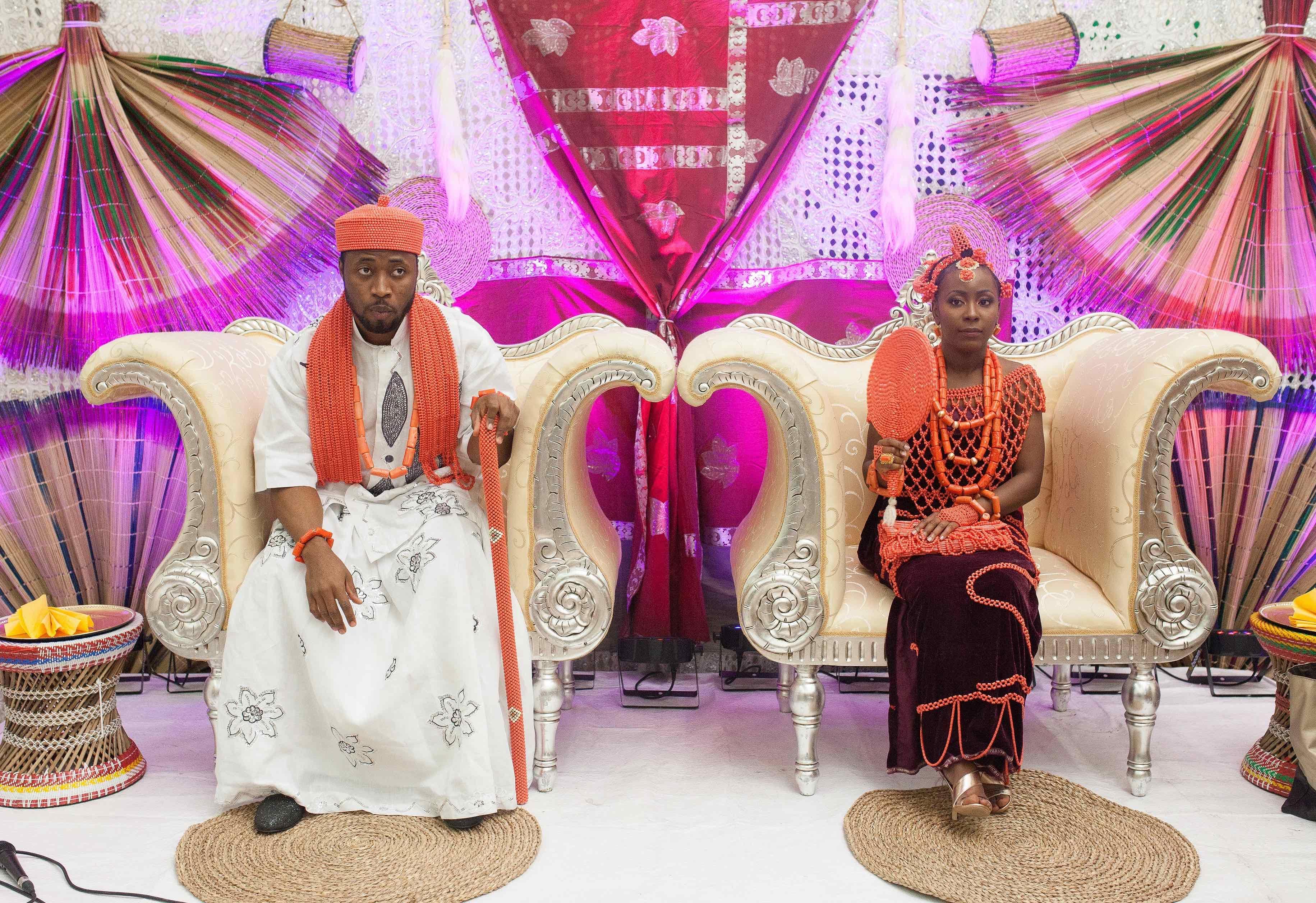 urhobo traditional attire