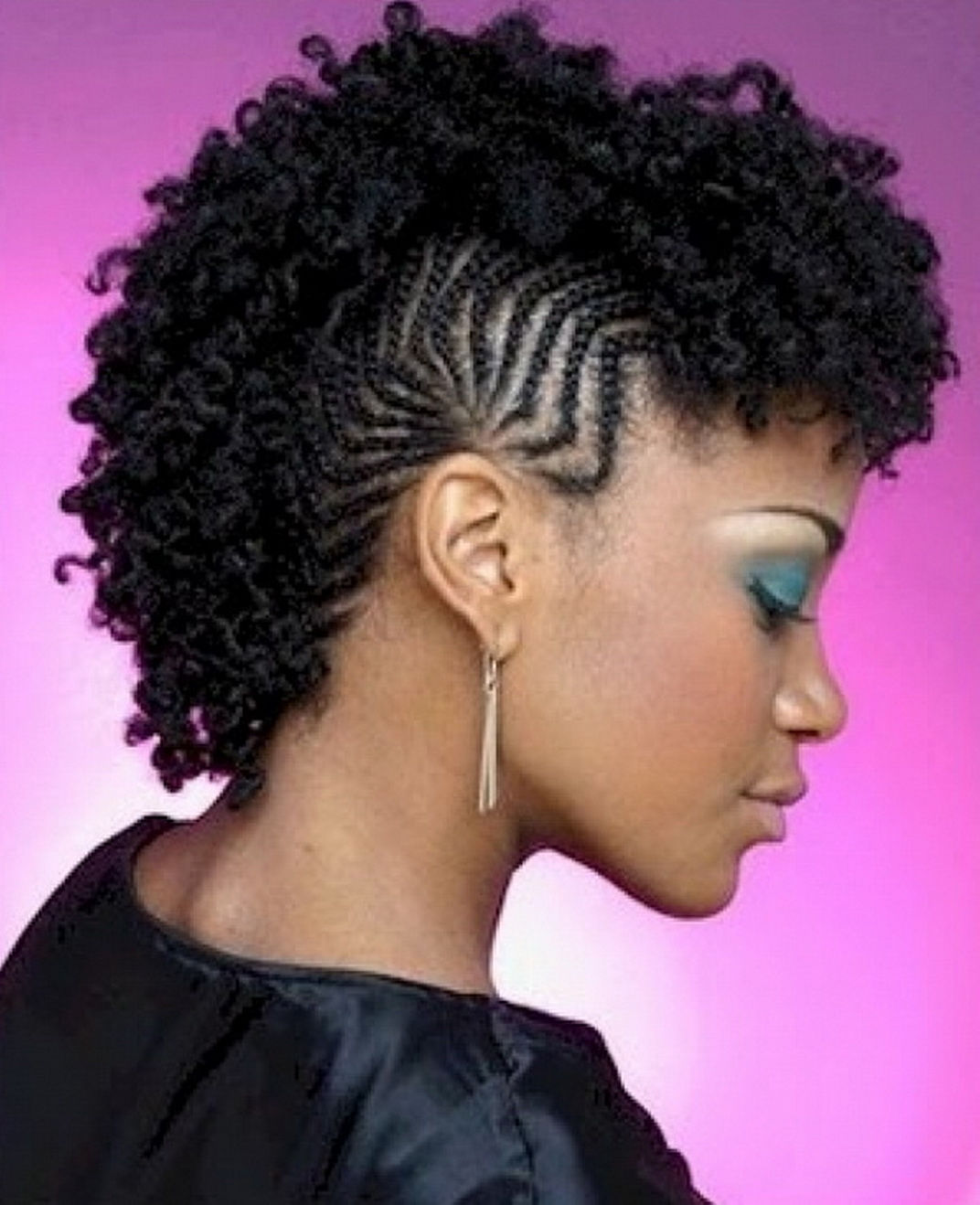 20 Nigerian Natural Hair Styles 2017 To Keep Your Hair Healthy Jiji Blog