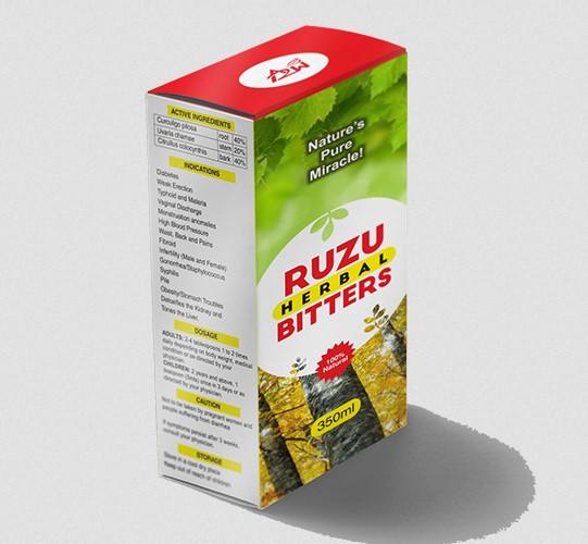 Ruzu Bitters