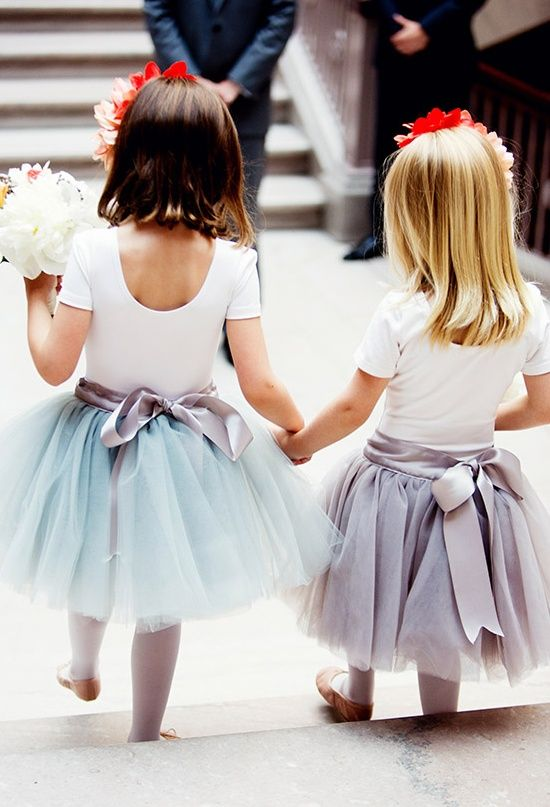 little bride dresses