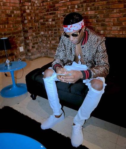 Wizkid Shoes Colection & Starboy's Starter Pack | Jiji Blog