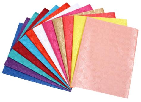 Nigerian gele fabric