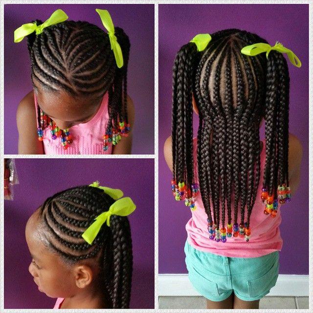 Braid Hairstyles For Kids Jiji Blog