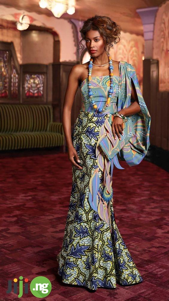 hausa ankara styles