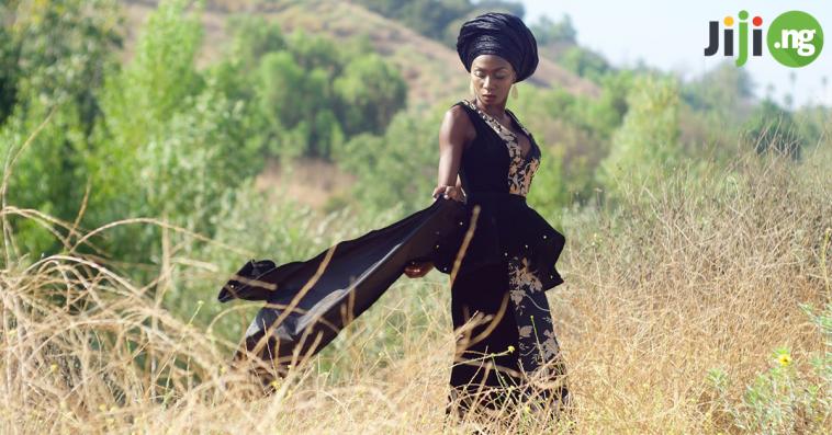 hausa fashion dress