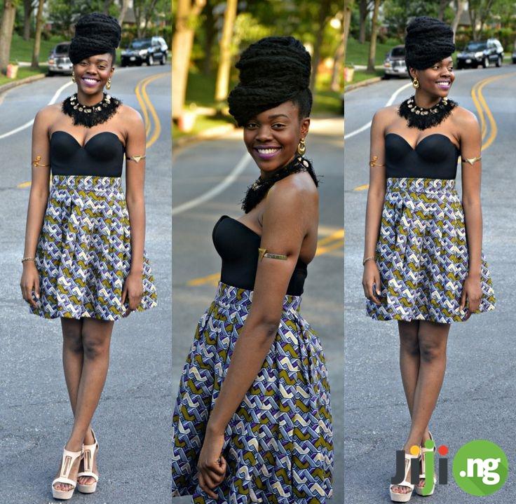 How to cut a bustier dress