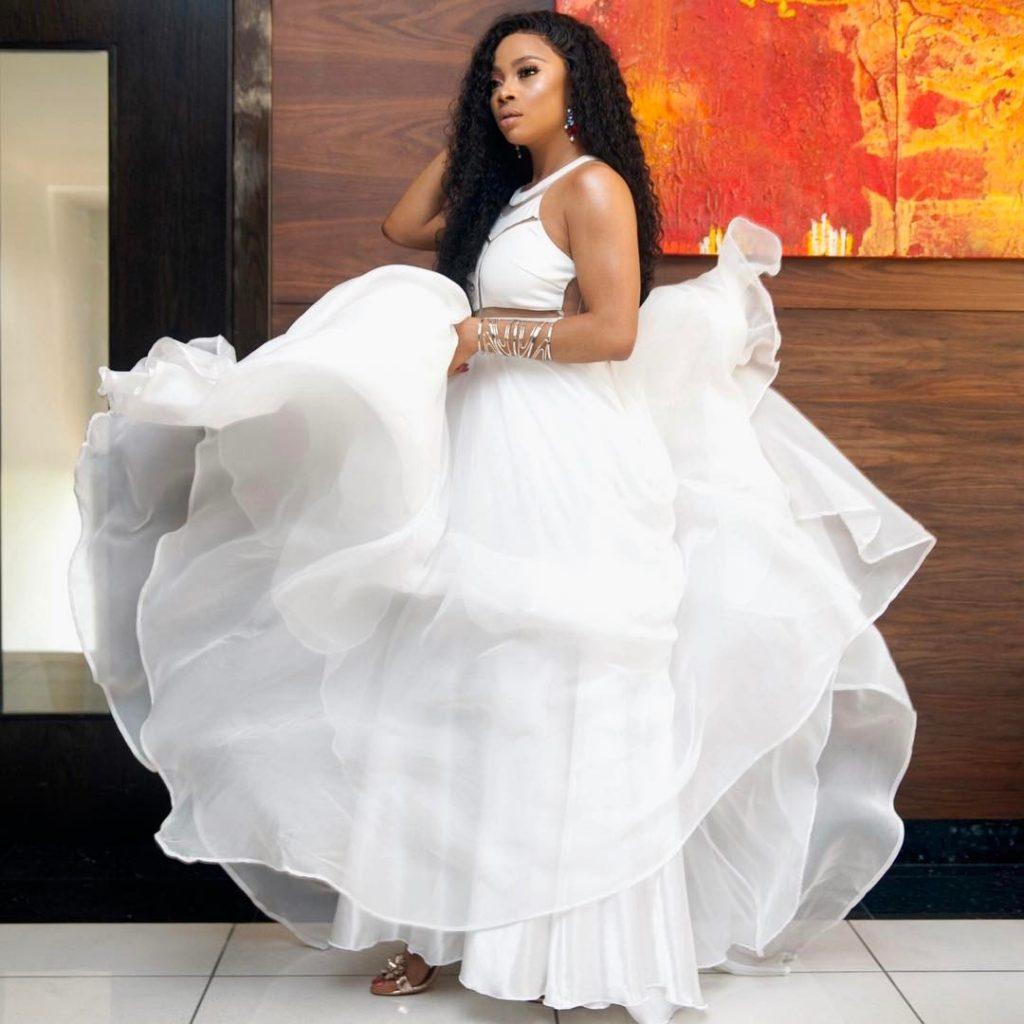 Nigerian Celebrity Weddings: The Beauties & The Grooms