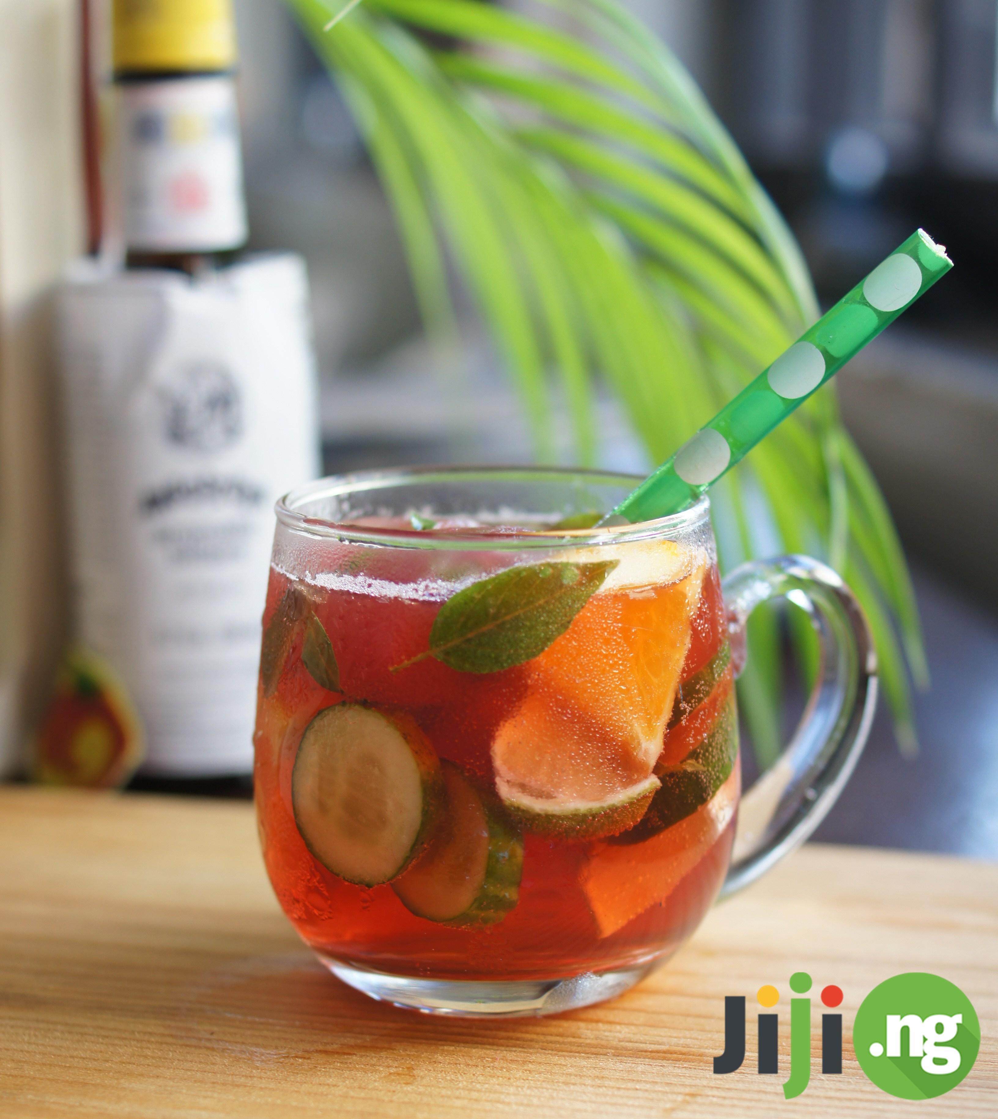 fruity chapman drink