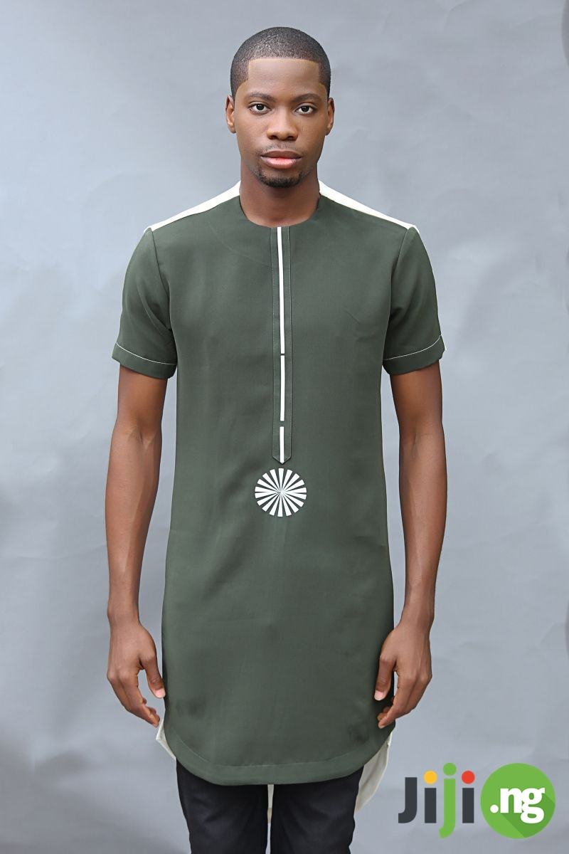 Ankara shirts for guys