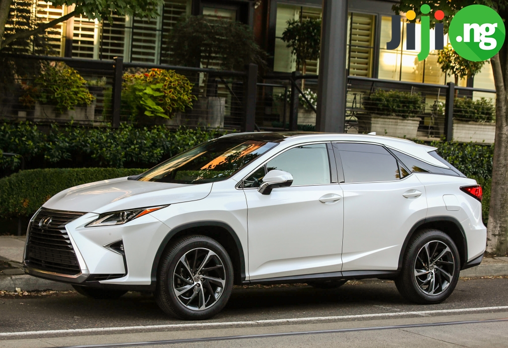Lexus RX 350 price in Nigeria