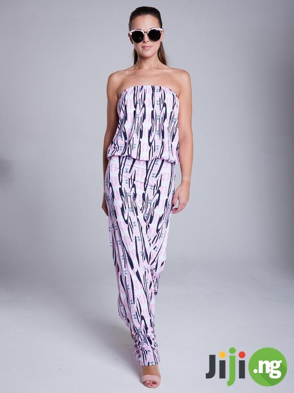 Nigerian chiffon dresses