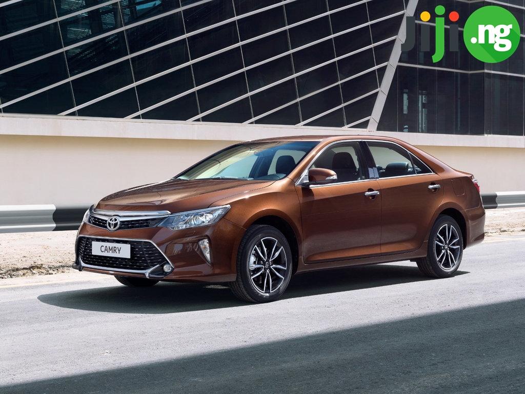 Toyota Camry price in Nigeria