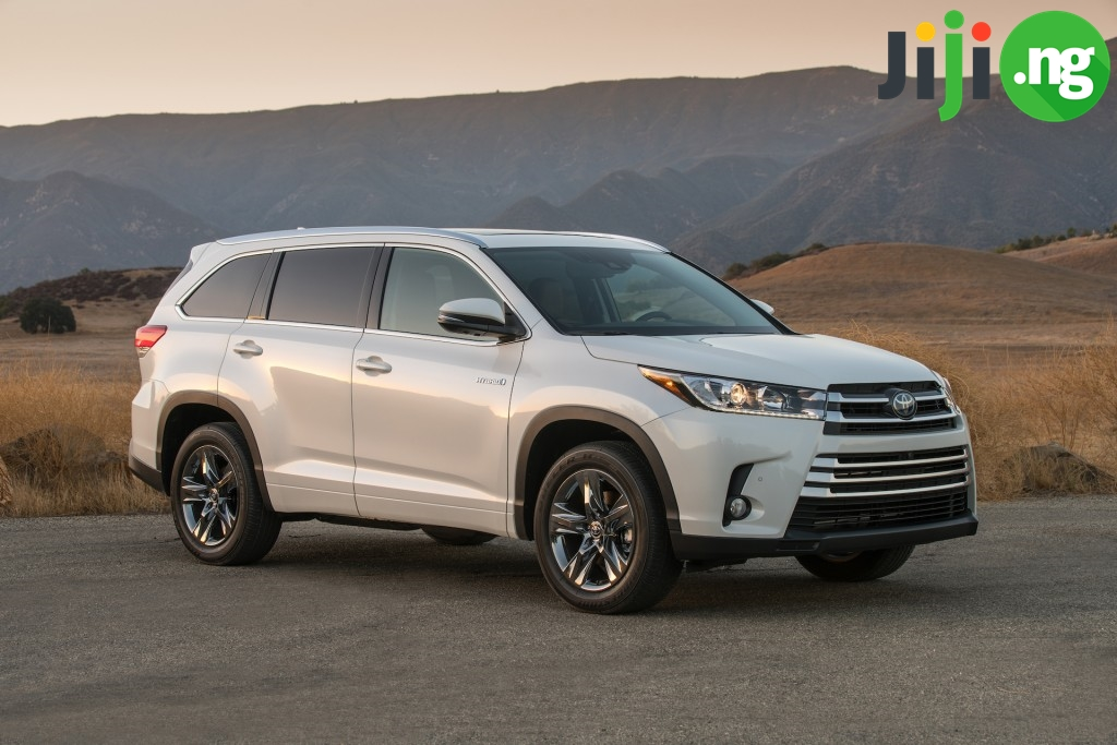 Toyota Highlander price in Nigeria