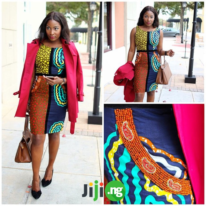mix and match african print dresses