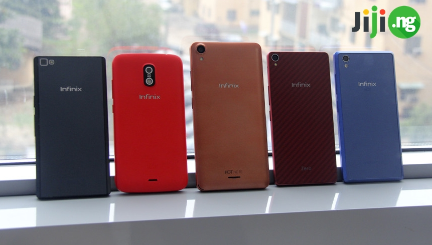 Infinix phones below 10000 Naira