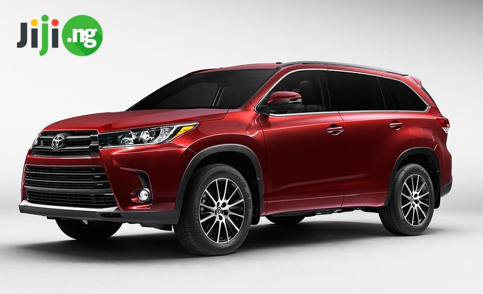 2018 Toyota cars