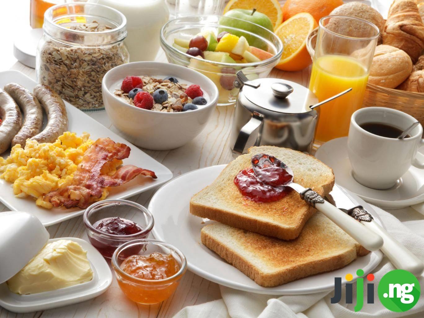nigerian breakfast