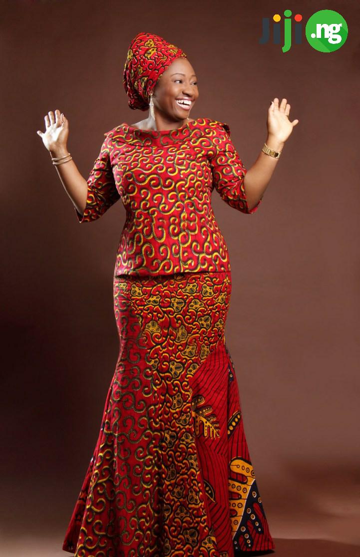 ankara for older women