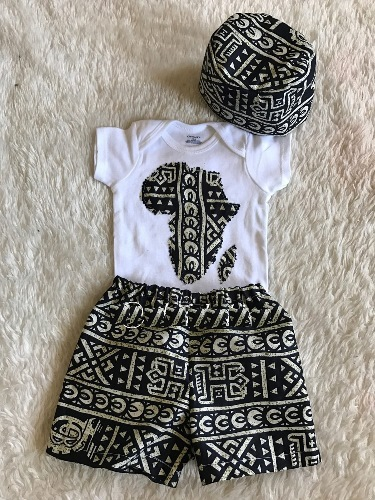 ankara for baby boy