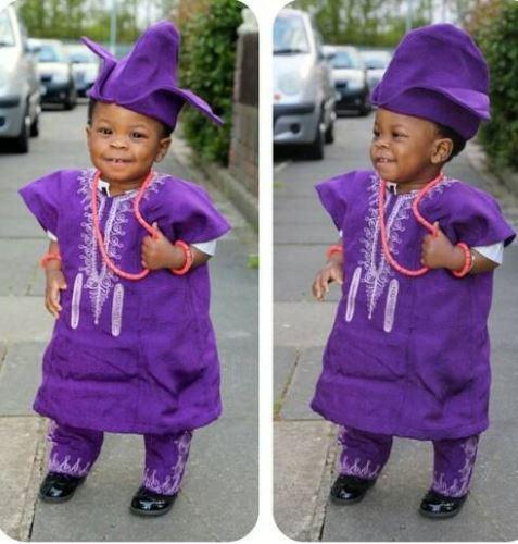 baby boy native styles