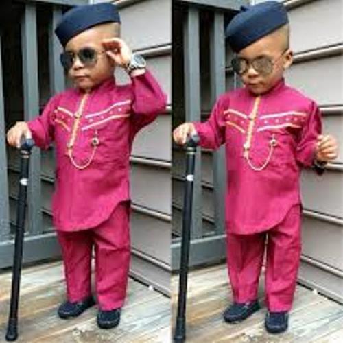 african dress up boy