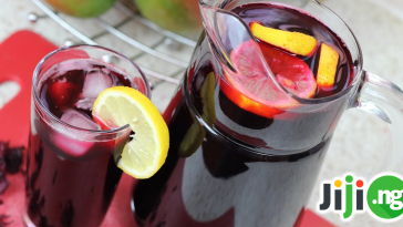 zobo drink preservation