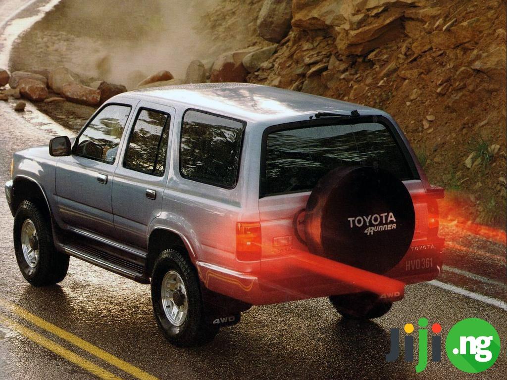 1994 Toyota 4runner specs