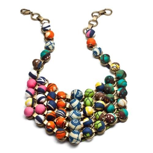 Ankara beads