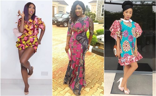 Ankara dinner gown styles