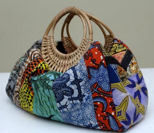 Ankara handbags