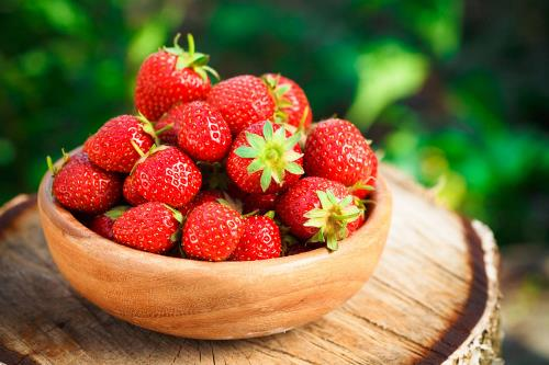 benefits of strawberry during pregnancy