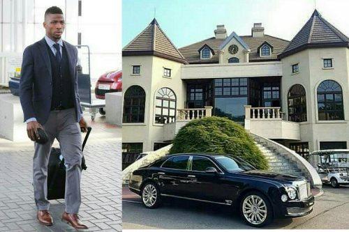 Kelechi Iheanacho house in Nigeria